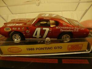1969 Pontiac GTO Smith   #47 HO tjet Slot Car