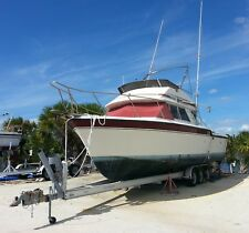 1983 Chris Craft Commander 31' Cabin Cruiser - Florida