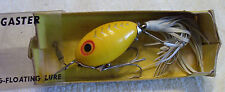 ARBOGAST ARBO-GASTER  LURE  9/11/14NY  NICE COLOR IN BOX