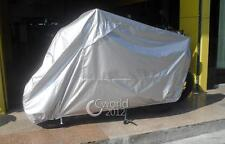 All Silver Outdoor Motorcycle Cover For Victory Vegas 03 05 07 ALL WEATHER XL