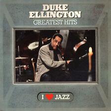 """Duke Ellington Greatest Hits 1983 mono LP 12""""33rpm Europe rare vinyl record (ex)"""