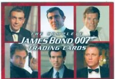 James Bond The Complete Promo Card P2 BY RITTENHOUSE