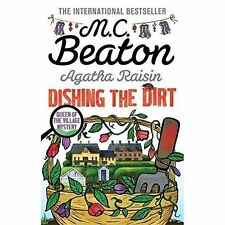 Agatha Raisin: Dishing the Dirt by M. C. Beaton (Paperback, 2016)
