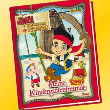JAKE UND DIE NIMMERLAND PIRATEN   Meine Kindergartenfreunde   Freunde-Buch(Buch)