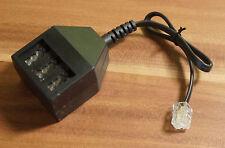 Adapter TAE NFN Buchsen auf RJ11 Stecker Kabel Telefon Verteiler TOP! (C2)
