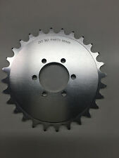 MOTORIZED BICYCLE 6 HOLES  28T ALUMINUM CNC SPROCKET