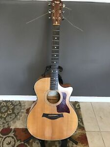 Taylor 414-MACE Electric/Acoustic Guitar
