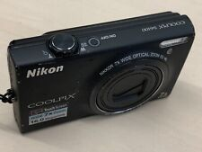 Nikon COOLPIX S6100 16.0MP Digital Camera