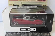 Jaguar MK VII Année de construction 1954 Rouge / Noir 1 43 Whitebox