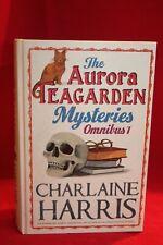 The Aurora Teagarden Mysteries: Omnibus 1: by Harris, Charlaine Hardback