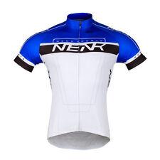 SOBIKE NENK Cycling Short Jersey Short Sleeve-Cooree Blue