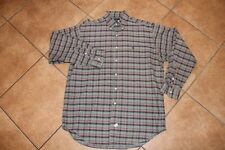 Polo Ralph Lauren Men's Green Plaid Check Dress/Casual/Club Shirt M Medium Med.