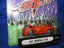 01 SILVIA S15 NISSAN muscle machine Import SST tuner funline 1/64 copper RACER