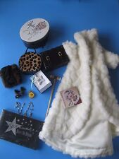 Gene Doll Gene Marshall CLOTHES & ACCESSORIES LOT Luggage Catalogs Mel Odom