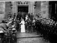 WW2 Photo WWII Female German Military Wedding  World War Two Wehrmacht / 2488