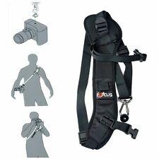 Focus F-1 Quick Rapid Shoulder Sling Belt Neck Strap Adjustable for Canon Nikon