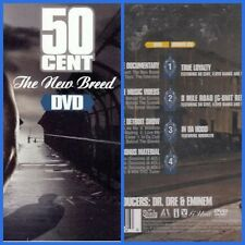 🎼🎧50 Cent - The New Breed [w/ Bonus 3-Track CD], Good DVD, 50 Cent🎼🎧