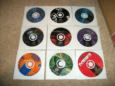 9x New Sega Dreamcast Games (PAL/UK) DISCS ONLY - MSR, BUZZ, VF3, TEE OF, DUCATI