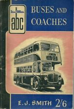 More details for ian allan abc - buses & coaches 1956 - e.j. smith - unmarked