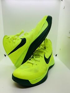 Excepcional Automáticamente Monarquía  Nike Green Athletic Shoes Nike Hyperfuse for Men for Sale | Authenticity  Guaranteed | eBay