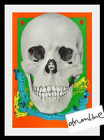 THE GRATEFUL DEAD  VINTAGE CONCERT POSTER 1967 ORIGINAL1ST PRINT DENVER COLORADO