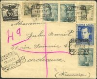 Spain. Condition Spanish Mail Certificate Condition Spanish Mail Certificate. To