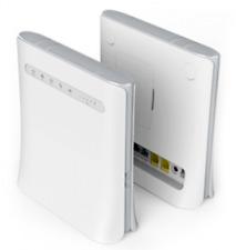 ZTE MF286 4G+ LTE 300Mbps Cat 6 Router WiFi modem Sim 3G Ddns Telefono RJ11 SMA