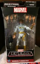 Marvel Legends Infinite Series! Marvel's Iron Fist! Allfather Build A Figure!