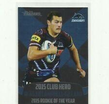 2016 NRL TRADERS PENRITH PANTHERS REAGAN CAMPBELL GILLARD CLUB HERO CH22 CARD