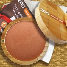 Zao Make-up 345 Cooked Powder Bronzer Puder Naturkosmetik Bambus bio vegan fair