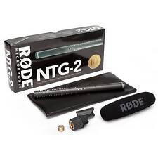 Rode NTG2 Short Shotgun Microphone