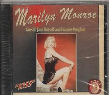 MARILYN MONROE CD KISS  made in ITALY sigillato SEALED 1995