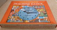Waddington Teaching Jigsaw - Teaching Clock 1969