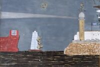 Painting by Alberto Matos 2013. Original signed by the artist. Cuban Art