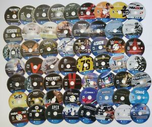 PS4 Sony Playstation 4 Games Disc Only Various Titles You Choose Tested and work