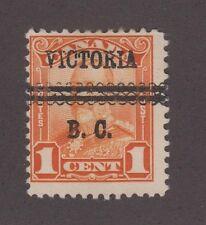 "CANADA PRECANCEL ""VICTORIA"" 1-149"