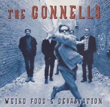 Connells - Weird Food & Devastation - CD