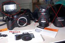 Zoom Pentax-Flash AF 330 FTZ per SF-e Z-Series, nessuna usura vintage