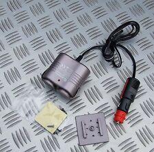 2 salida Hella DIN / Cigarrillo 12v Socket Extension 1.2 M Caravan Auto Camper Barco