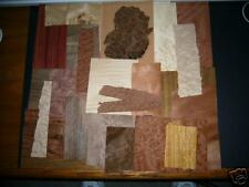 Marquetry / Inlays Wood Veneer ~ 8oz! 14+ kinds! new
