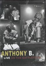 Anthony B. LIVE ON THE BATTLEFIELD. FRANCE