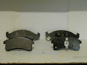 Camaro 1994-97 + others Front Brake Pads Genuine GM 12510044 D623 Made in USA