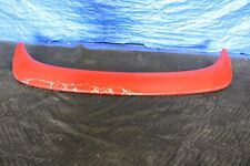 2002-04 ACURA RSX TYPE S K20A2 OEM RED REAR TRUNK SPOILER WING *FADED* #4361