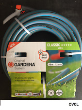 GARDENA ULTRA HOSE 18 METER 12 MM INCLUDES TRIGGER AND TAP CONNECTION GARDEN