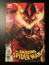 Amazing Spiderman 799 Chris Stevens Collector Cave Variant Nm Red Goblin