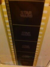Star Wars Film Cell  Rarest TITLE FRAME from Early Teaser Trailer 1977 Rogue one