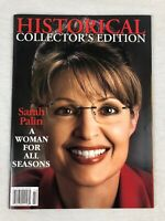 Sarah Palin Historical Collector's Edition Magazine Issue 2 2008