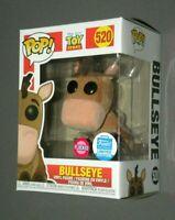 POP! Toy Story Bullseye Flocked FUNKO Exclusive Vinyl Figure