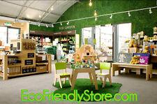 EcoFriendlyStore.com Premium Domain Name Dot.Com Green Earth Retail Business