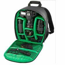Waterproof DSLR SLR Camera Shoulder Case Bag Backpack For Canon Nikon-Sony L0X7